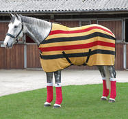 Wessex Newmarket Fleece Rug, st 145, 155